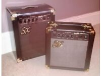 SX 10 Watt Acoustic Guitar Amplifier
