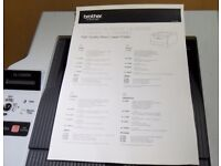 Brother HL-5270DN USB & Parallel Mono A4 Laser Printer with TONER