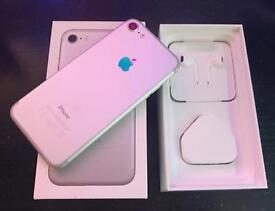 NEW iPhone 7 256gb silver