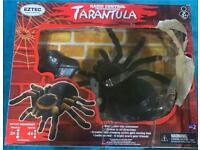 Brand new unwanted gift remote controlled spider