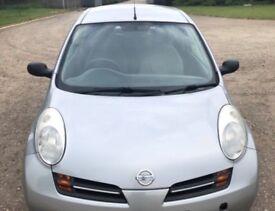 2003 Nissan Micra 1.0L £1200 *LOW MILEAGE* (ideal first car)