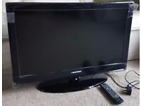 "BLAUPUNKT 32"" Full HD 3D TV. with 4 pairs of 3D glasses. 90 ono"