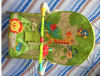 Baby rocker, baby cot, walker, cot mobile pram toy and many more baby items for sale