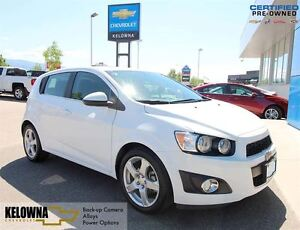2016 Chevrolet Sonic LT Auto | Back-up Cam | Alloys | Power Opti