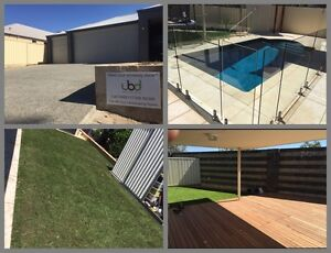 Landscaping, Paving, retaining walls, decorative concrete and more Golden Bay Rockingham Area Preview