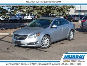 2016 Buick Regal Base *Leather *Heated Seats *Sirius XM