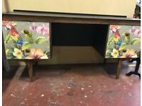 Vintage retro desk/dressing table