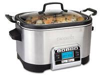 Crock-Pot Multi-Cooker - 5.6 L *BRAND NEW*
