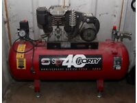 06699 SIP FORTY Anniversary Series Compressor with accessories