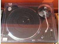 Technics SL1210 mk2, turntable