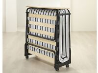 Jubilee Single Folding Guest Bed with Airflow Mattress