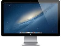 Apple Cinema Display. 23inch. Display port. Great condition