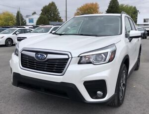 2019 Subaru FORESTER 2.5i TOURING w/EYESIGHT PKG CVT