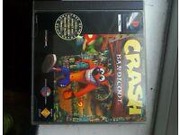 Crash Bandicoot (Black Label Original with Demo) ps1
