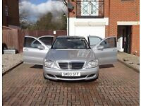 Mercedes S320 CDI Long Wheel Base 2003