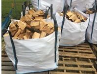 Quality seasoned logs for sale free delivery