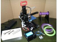 DIY 3D Printer built and unused, like Creality CR-7