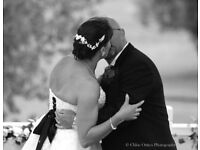 Wedding Photographer available for booking now!