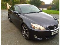 Lexus IS220d SE, may px/swap, not 3 series, A4, BMW, Audi, open to offers, full history, may px