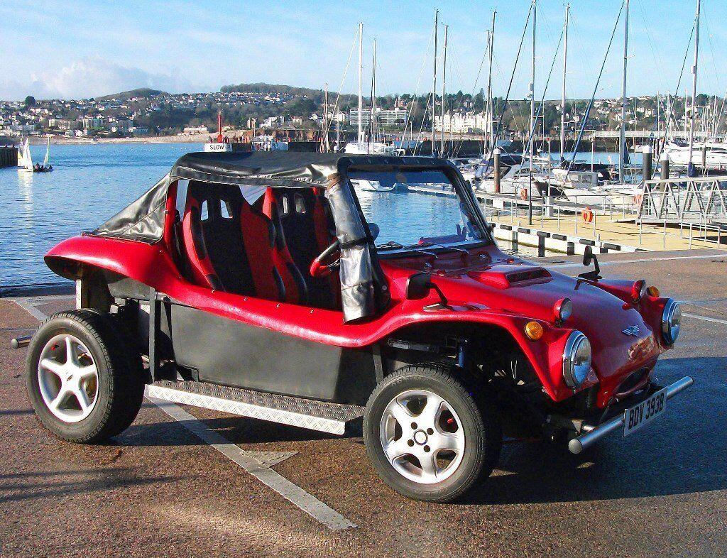 austin mini beach buggy - 1964 - historic vehicle