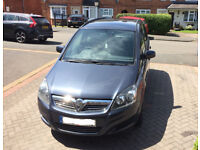 Vauxhall Zafira Life 59 plate 7 seater 84000 genuine miles. One owner for last 6 years. £1750