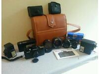 Camera and Optical Equipment Wanted by collector / engineer