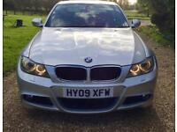 BMW 3-Series 320d 2009 Low Miles top spec