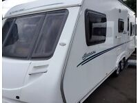 2008 Sterling Europa 650 (Double Dinette)