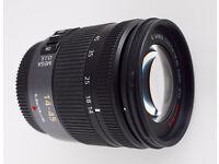Lumix / Panasonic MFT lenses