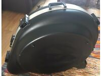 Besson & Co Eb sousaphone with hard case in good used condition