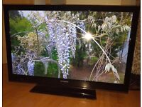 Polaroid 42 inch Full HD 3D LED TV HDMI Freeview