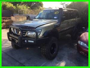 2003 Nissan Patrol ZD30, 3.0L Turbo Diesel,   NOW DISMANTLING Wollongong Wollongong Area Preview