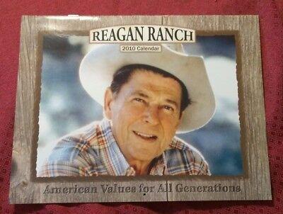 President Ronald Reagan - The Reagan Ranch 2010 Calendar