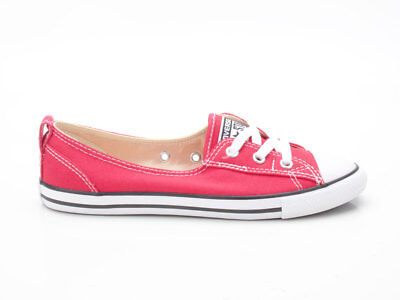 Converse Chuck Taylor CT Ballet Lace Slip 547166C rot Chuck Taylor Slip