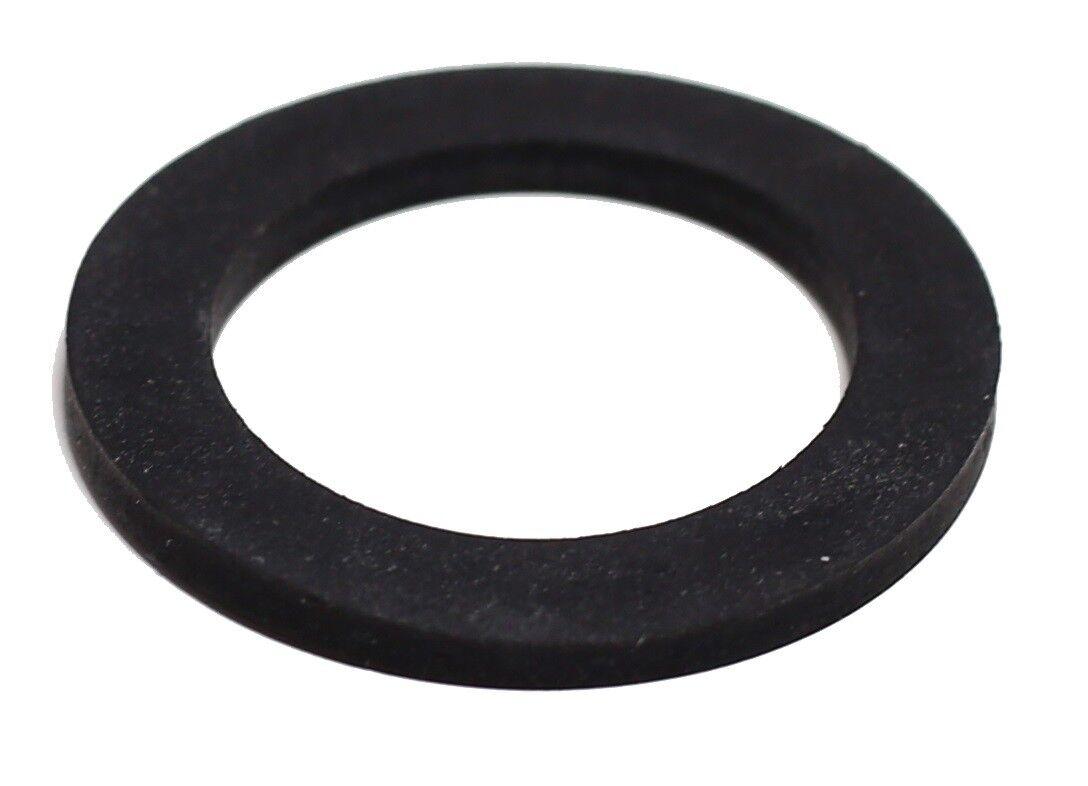 Flach-Dichtung 1 Zoll EPDM 2mm 2 - 100 Stück Gummi-Dichtung Dichtungs-Ring