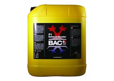 BAC F1 Extreme Booster 5L - FREE NEXT DAY DELIVERY!!!
