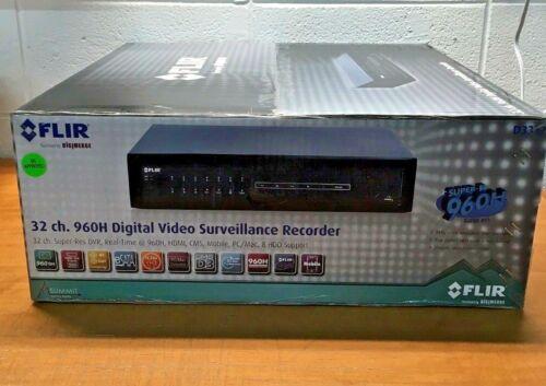 Lorex by FLIR 32 channel security system DVR 960H ANALOG No Harddrive D3300