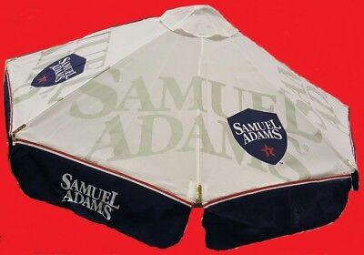 SAMUEL ADAMS 7 FT PATIO UMBRELLA MARKET STYLE NEW SAM ADAMS ()