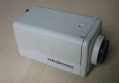 "Videotronic CCD-4012A 1/2"" S/W-CCD-Kamera"