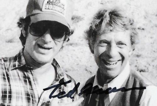 Ted Grossman autographed Jaws The Goonies Movie Actor Rare COA LOOK!!