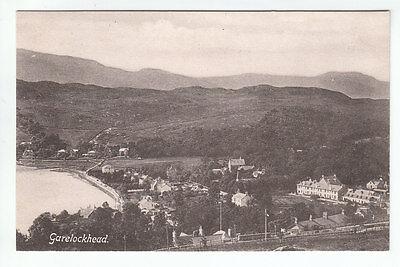 Garelochhead Village 1901 (Misspelt Garelockhead) Frith's 47491 Old Postcard