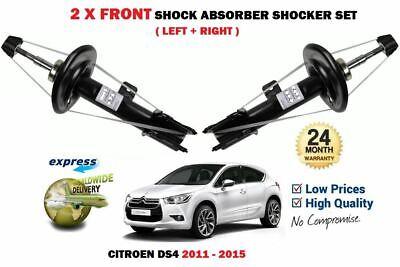 FOR BMW X1 E84 2009-2015 FRONT LEFT RIGHT SHOCK SHOCKER ABSORBER SET