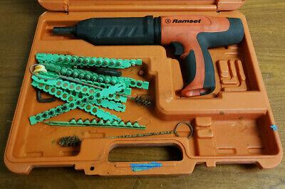 Ramset Cobra Plus .27 Caliber Semi Auto Powder Actuated Tool