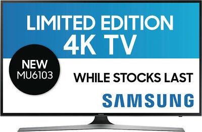 "NEW Samsung UA55MU6103WXXY 55""(140cm) UHD LED LCD Smart TV"