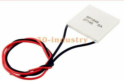 1pcs New For Semiconductor Thermoelectric Generator Sp1848-27145 120 403.4mm