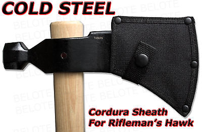 (Cold Steel Cordura SHEATH ONLY Rifleman's Hawk SC90RH)