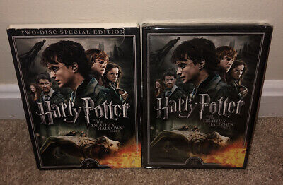 Harry Potter and the Deathly Hallows, Part 2 [New DVD] Special Edition, 2 Pack