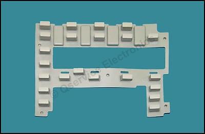 Tektronix Tds210 Tds220 Oscilloscope Rubber Control Panel Keypad 260-2654-00