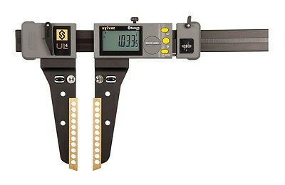 54-110-512-0 Fowler-sylvac Ultralight Iv Electronic Caliper 15
