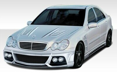 01-07 Mercedes C Class W-1 Duraflex 7 Pcs Full Body Kit!!! 108298